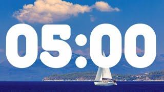 5 Minute Countdown (ALARM) ⏰ ?