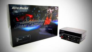 AVerMedia Game Capture HD Unboxing