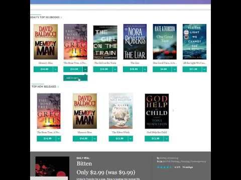 Buying EBooks On Kobo Com