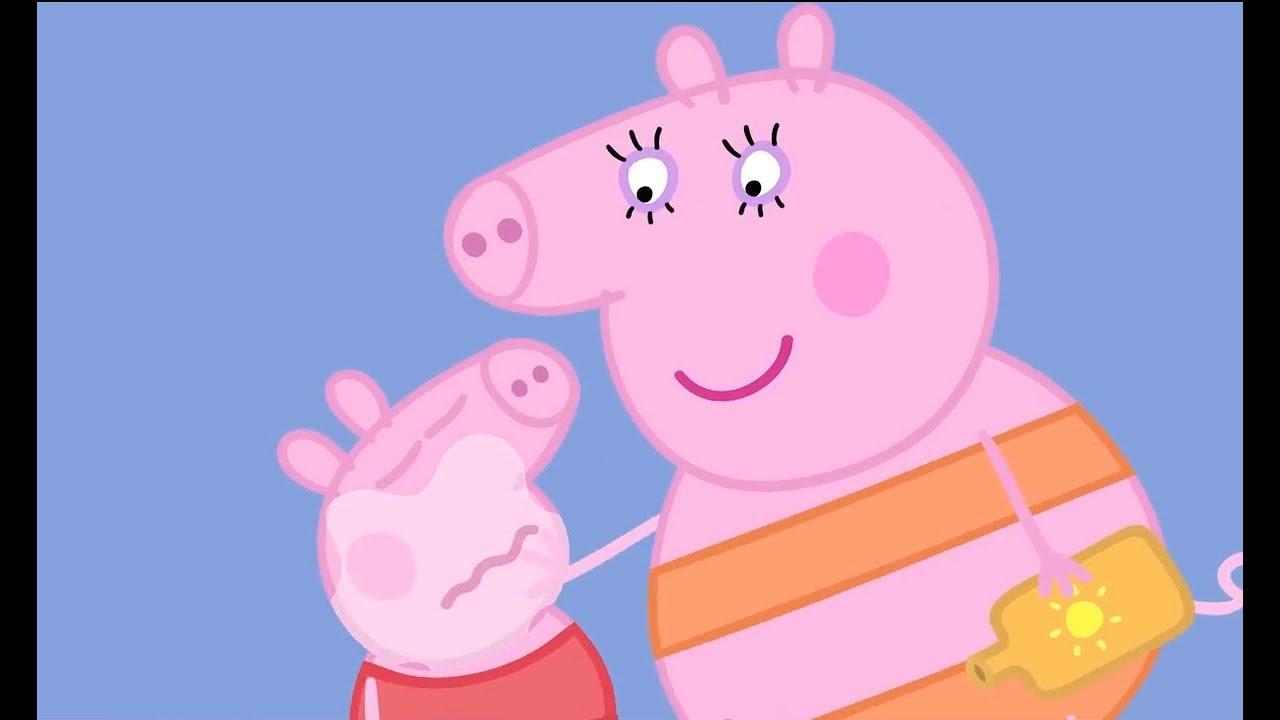 Смешные свинки пеппа картинки