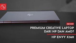 Video Laptop Premium untuk Pegiat Industri Kreatif? - HP ENVY X360 download MP3, 3GP, MP4, WEBM, AVI, FLV September 2018