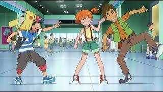 Pokémon - Ash Misty e Brock se reencontram (Dublado)