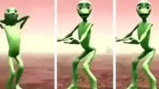 Gambar cover Alien dance with bum diggy diggy bum bum