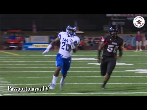 MOST EXCITING GAME, 50-49 - Centennial Corona(CA) vs IMG Academy(FL) - 2016 Honor Bowl
