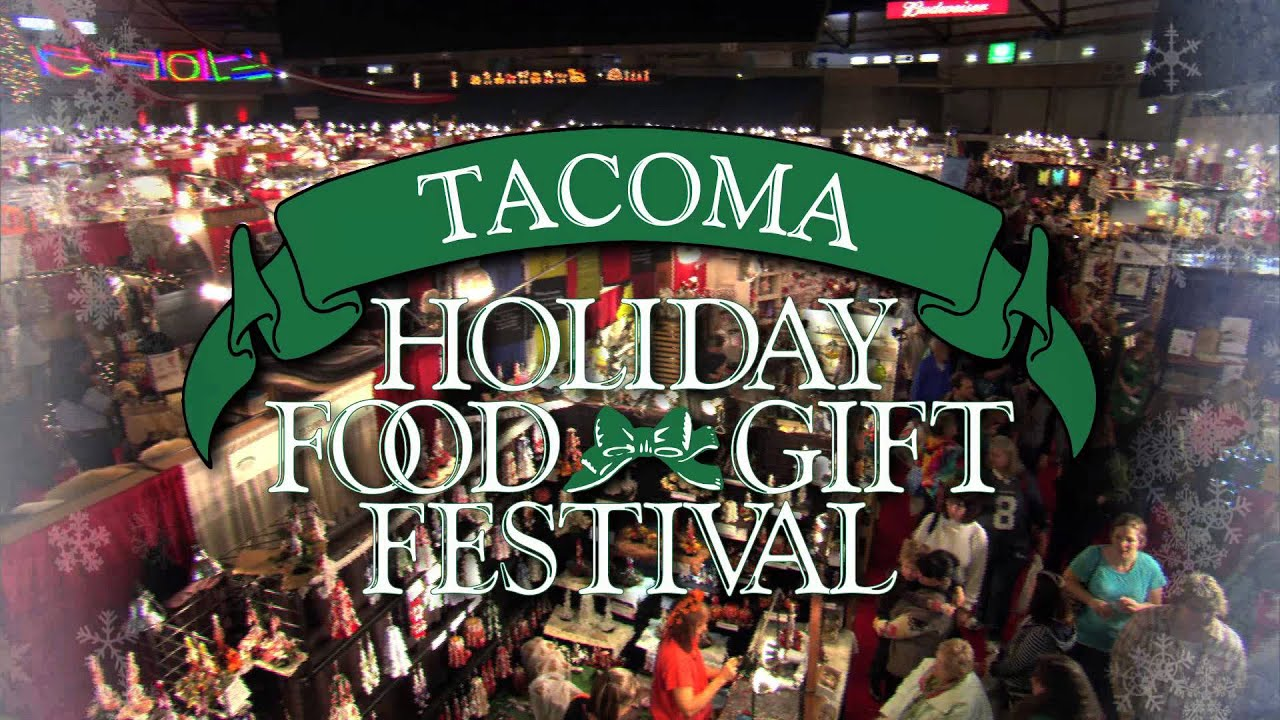 Tacoma Holiday Food & Gift Festival 2012 Commercial - YouTube
