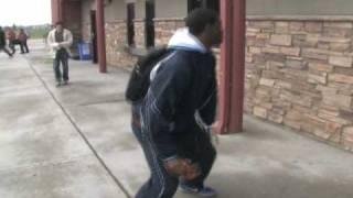 dumb dancing at pleasant grove high school
