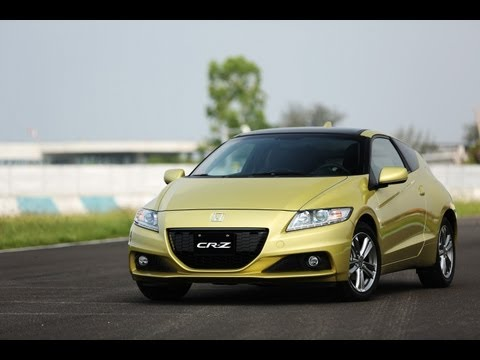 降價!Honda CR-Z