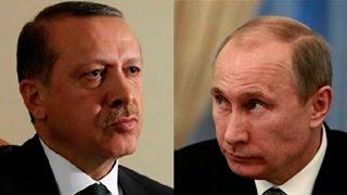 Россия вводит санкции против Турции.