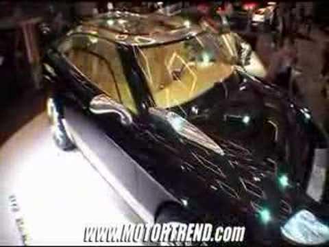 LA Auto Show: Spyker Peking to Paris Video