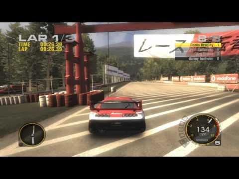 GRID on nvidia GeForce 8200m G (IGP) HD - YouTube