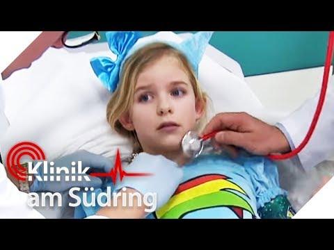Tapferes Einhorn Maria (7) rettet ihren Papa! | #FreddyFreitag | Klinik am Südring | SAT.1 TV