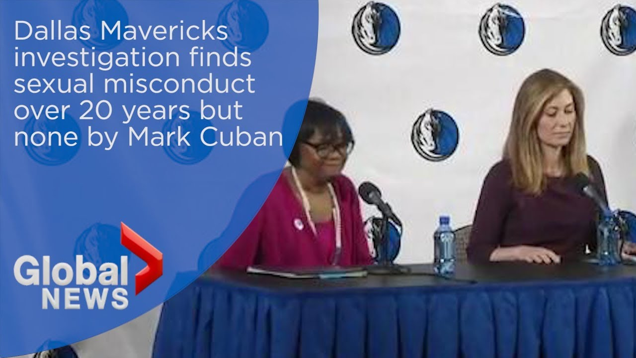 Dallas Mavericks investigation finds sexual misconduct over 20 years but none by Mark Cuban