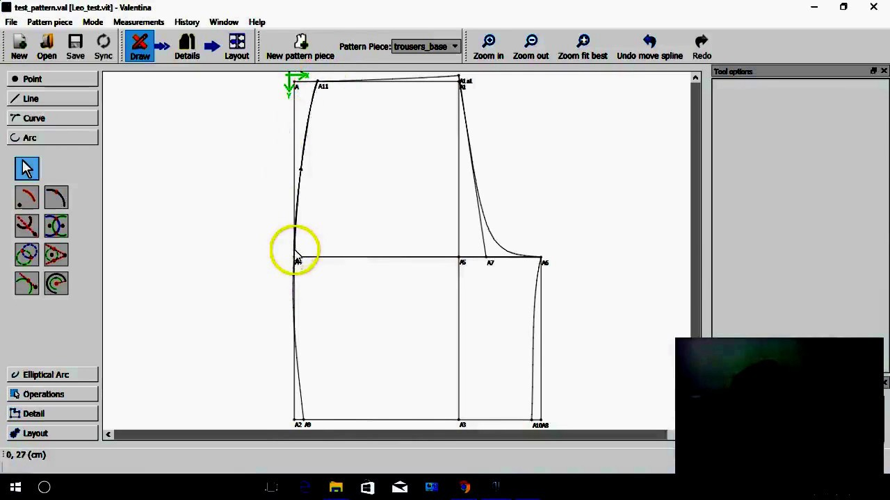 Valentina Patternmaking Software First Impressions Youtube