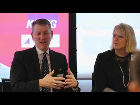 Global Business Vision: Panel discussion on the use of data in HR