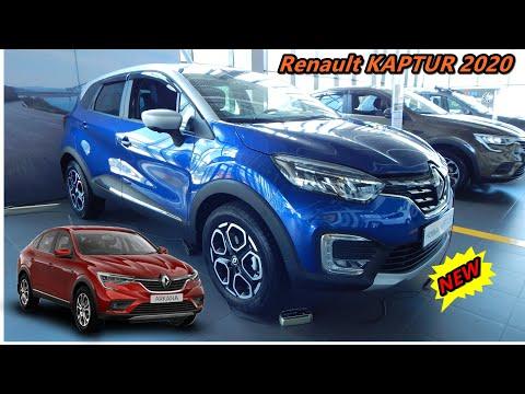 Renault KAPTUR 2020 TCe 150 150 л.с 4х4 CVT Edition One ЗАЧЕМ ВТОРАЯ ARKANA ? обзор