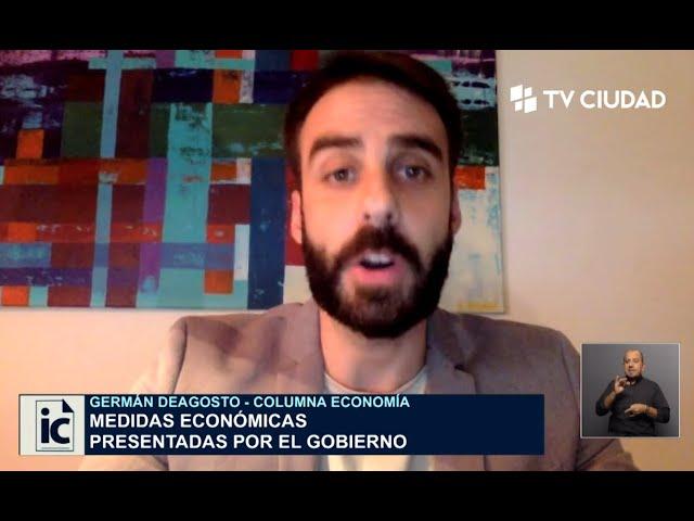 Informe Capital | Columna Economía 22/04/21