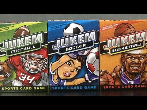 jukem-soccer,-football-&-basketball-card-game-from-the-haywire-group