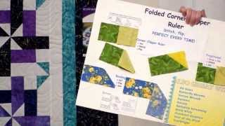 Chasing Windmills- Strip Pattern By Cozy Quilt Designs