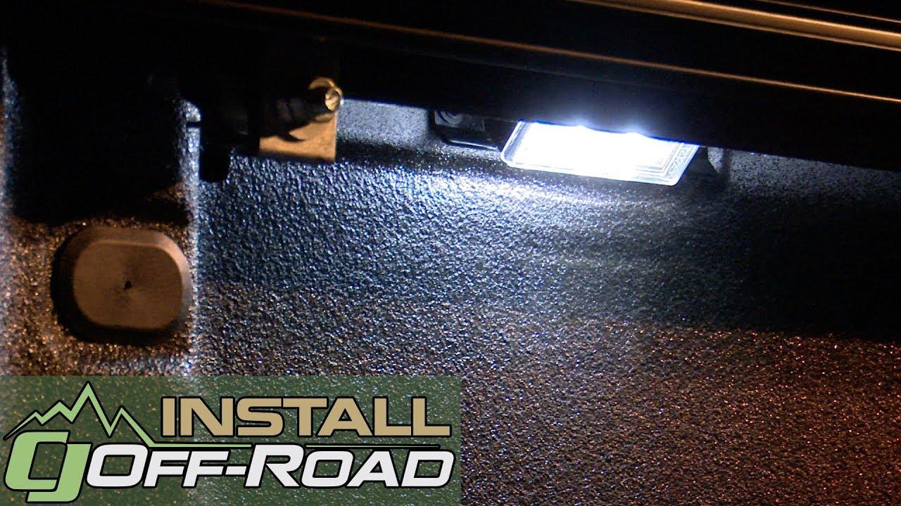Chevrolet Silverado Gmc Sierra General Motors Led Bed Lighting Kit Push To Test Light Wiring Diagram 2016 2017 Installation