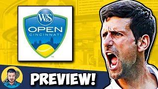 Cincinnati Open 2019 | Draw Preview | Tennis Talk