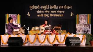 Sudeshna Bhattacharya - Sarod - Mishra Bhairavi with raga mala