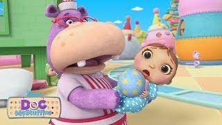 Fussy Franny 😢 | Doc McStuffins Baby | Disney Junior