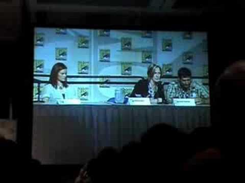 Smallville Comic-Con 2008 - Part 5