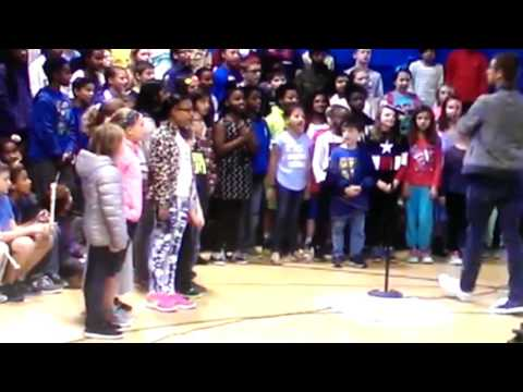 Veterans day at Craig school. 11/11/16