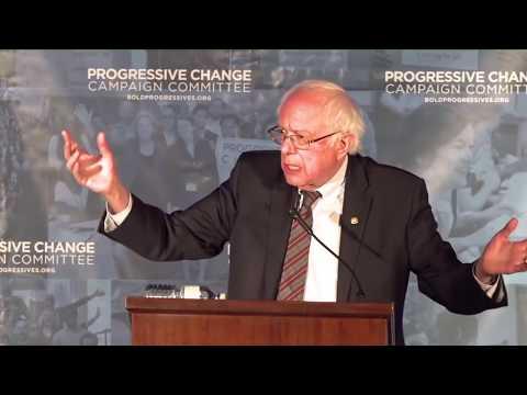 Sen. Bernie Sanders Keynote at National Candidate Training 2018