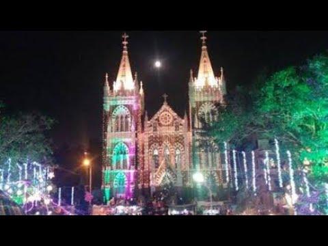 Christmas Vlog 2017 - Mount Mary, Bandra