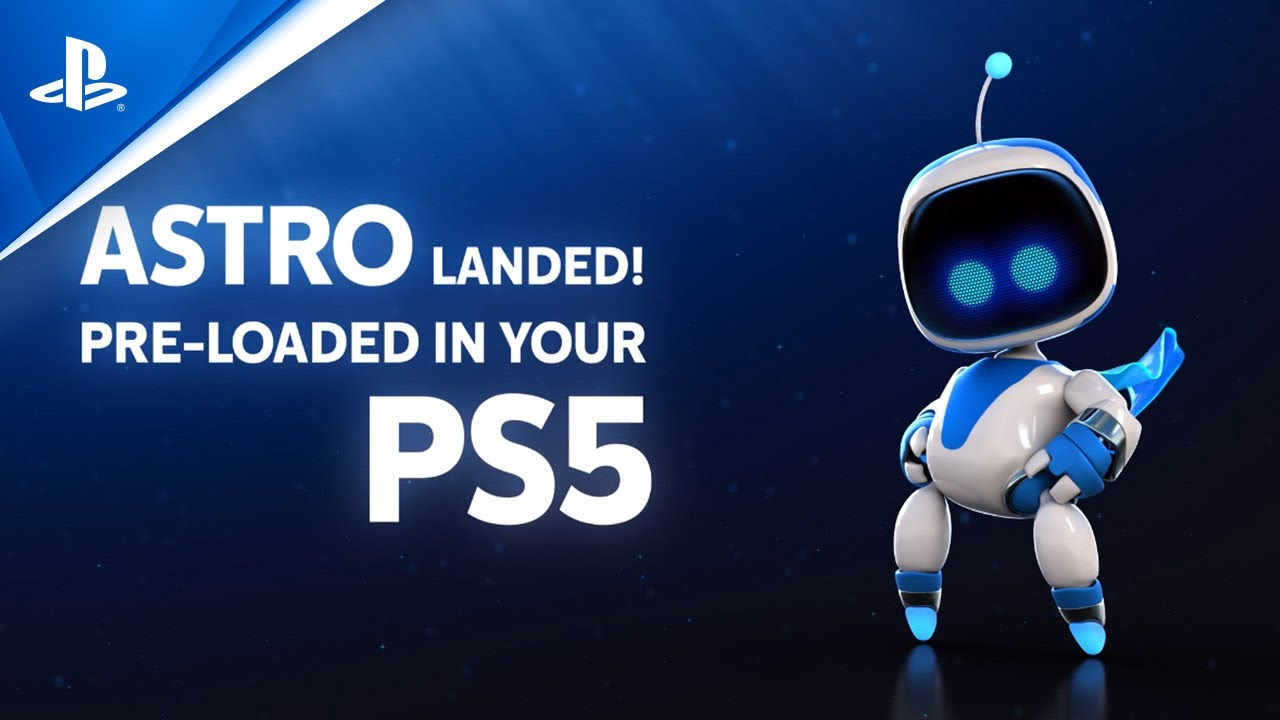 Astro's Playroom - Gameplay Trailer l PS5 - YouTube