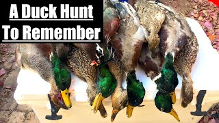 Duck Hunting 2017 : The Best Duck Hunt of My Life!