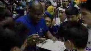 2006 UAAP Finals Game 1 Ateneo vs UST