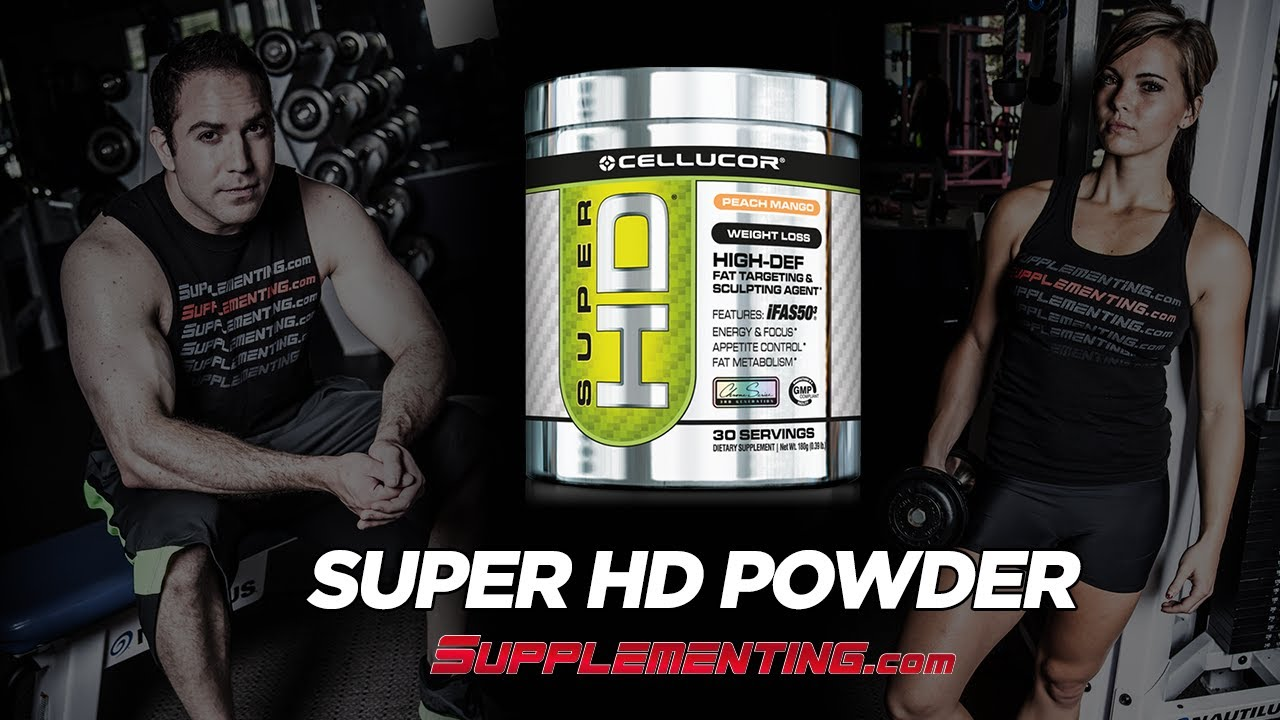 Cellucor Super Hd Powder Reviews Supplementing Com