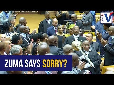 PARODY: Jacob Zuma sings Elton John