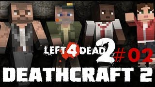 Let's Play Together Left 4 Dead 2 Custom Maps #009 Deathcraft II #2 [Deutsch] [HD]