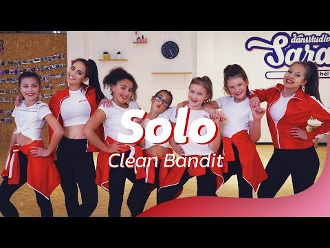 SOLO - CLEAN BANDIT FT DEMI LOVATO | Easy Kids Dance Video | Choreography