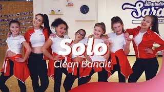 SOLO - CLEAN BANDIT FT DEMI LOVATO Easy Kids Dance Video Choreography