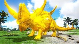 ARK: Survival Evolved #23 - Bắt Được Khủng Long Dát Vàng (Tek Camelsaurus)