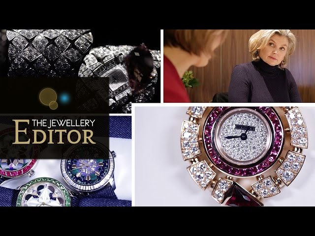 Jewellery Watch Awards: Meet our winners - Bulgari, Chanel, Dior