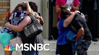 After Santa Fe, Gun Advocates Blame Everything But Guns | Hardball | MSNBC