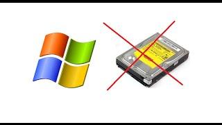 Windows não pode ser instalado neste disco