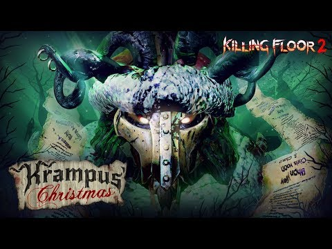 Killing Floor 2: Krampus Christmas Seasonal Event