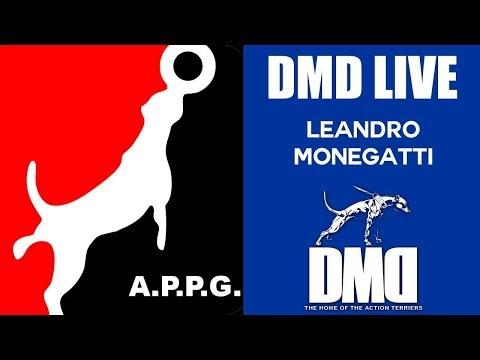 DMD Live - Leandro Monegatti - APPG
