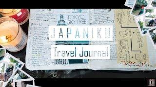 Japan Trip Travel Journal (Japaniku)   IkuTree