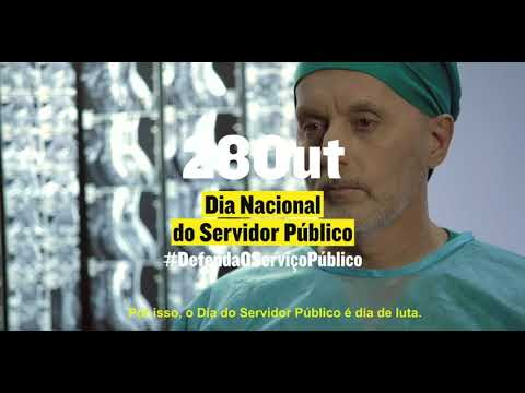 28 de Outubro -  Um dia de luta na Defesa do Serviço Público!
