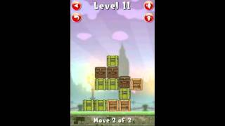 Move The Box London Level 11 Walkthrough/ Solution(Solution/ walkthrough for Level 11 of Move The Box London., 2012-03-01T09:30:25.000Z)