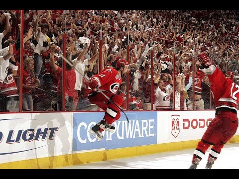 Revisiting the 2006 Carolina Hurricanes