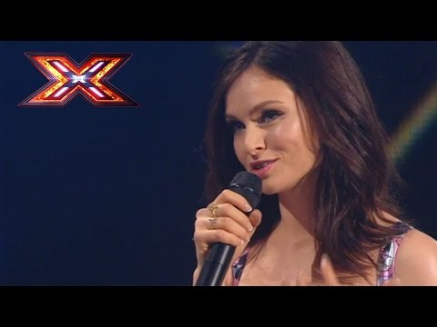 Sophie Ellis-Bextor Come With Us - Live Show The X-Factor Ukraine 17.12.2016
