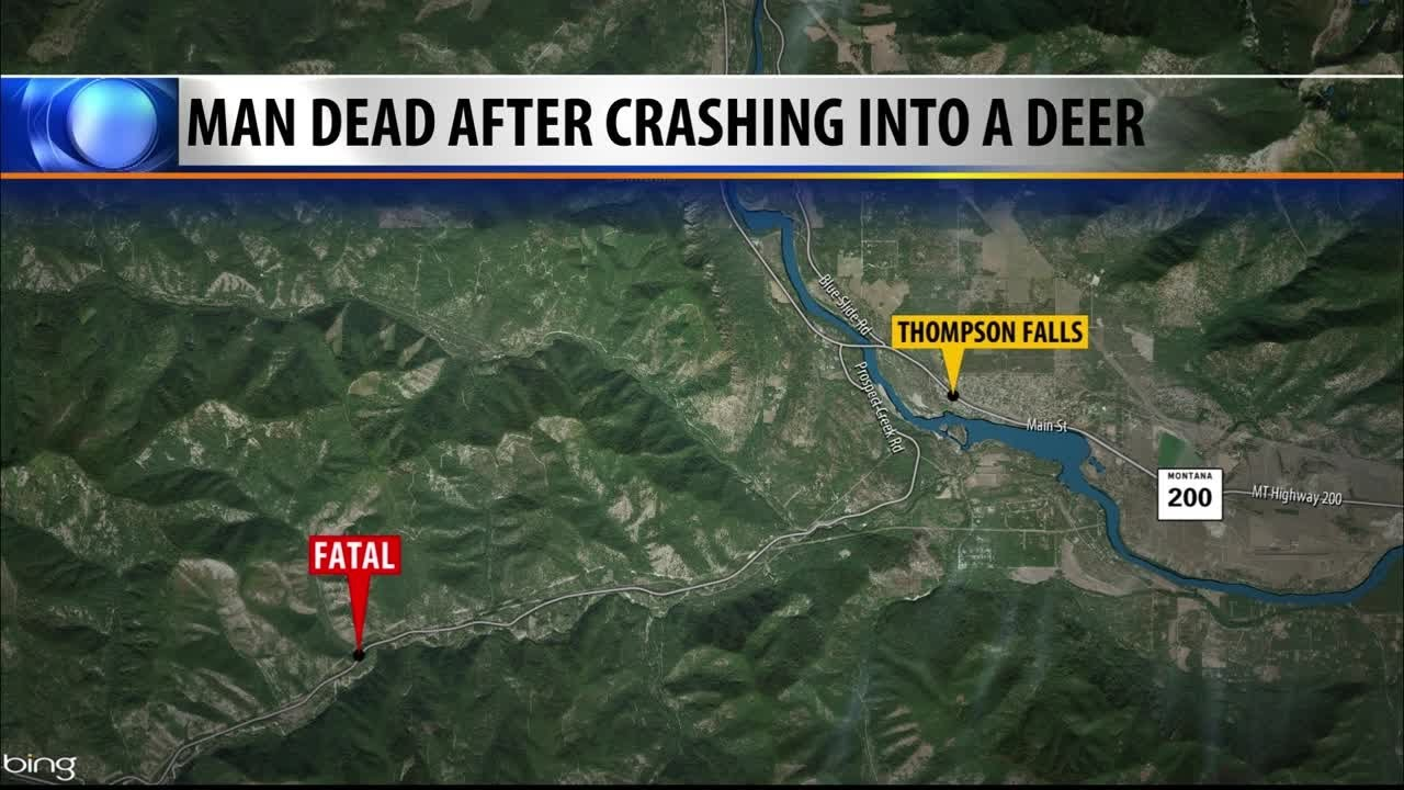 Motorcyclist killed in Sanders County crash